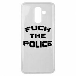 Чохол для Samsung J8 2018 Fuck The Police До біса поліцію