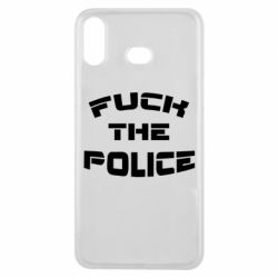 Чохол для Samsung A6s Fuck The Police До біса поліцію