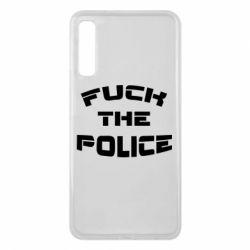 Чохол для Samsung A7 2018 Fuck The Police До біса поліцію