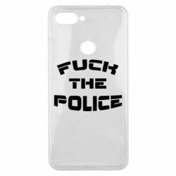 Чохол для Xiaomi Mi8 Lite Fuck The Police До біса поліцію