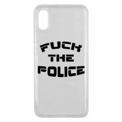 Чохол для Xiaomi Mi8 Pro Fuck The Police До біса поліцію