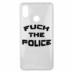 Чохол для Xiaomi Mi Max 3 Fuck The Police До біса поліцію