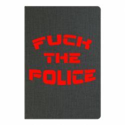 Блокнот А5 Fuck The Police До біса поліцію