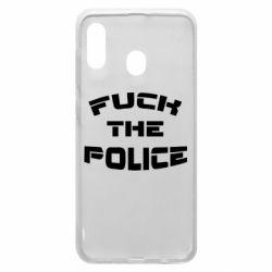 Чохол для Samsung A20 Fuck The Police До біса поліцію