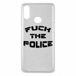 Чохол для Samsung A10s Fuck The Police До біса поліцію