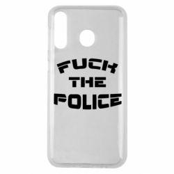 Чохол для Samsung M30 Fuck The Police До біса поліцію