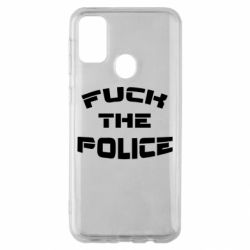 Чохол для Samsung M30s Fuck The Police До біса поліцію