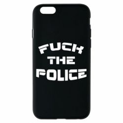 Чохол для iPhone 6/6S Fuck The Police До біса поліцію