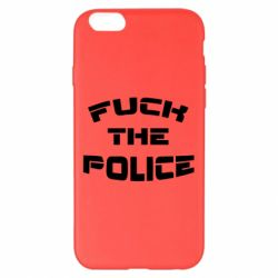 Чохол для iPhone 6 Plus/6S Plus Fuck The Police До біса поліцію
