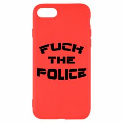 Чохол для iPhone 8 Fuck The Police До біса поліцію