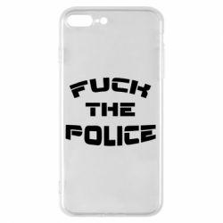 Чохол для iPhone 8 Plus Fuck The Police До біса поліцію