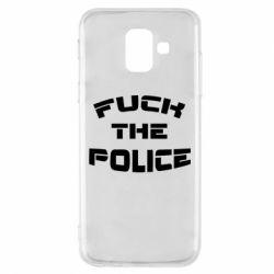 Чохол для Samsung A6 2018 Fuck The Police До біса поліцію