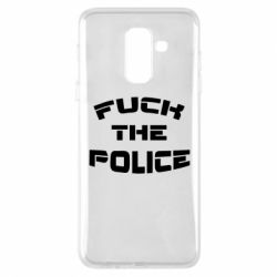 Чохол для Samsung A6+ 2018 Fuck The Police До біса поліцію