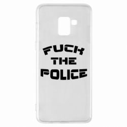 Чохол для Samsung A8+ 2018 Fuck The Police До біса поліцію