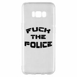 Чохол для Samsung S8+ Fuck The Police До біса поліцію