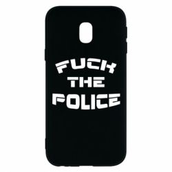 Чохол для Samsung J3 2017 Fuck The Police До біса поліцію