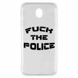 Чохол для Samsung J7 2017 Fuck The Police До біса поліцію