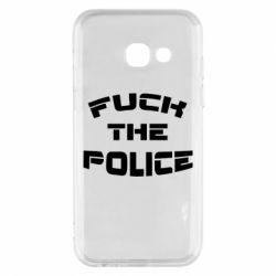 Чохол для Samsung A3 2017 Fuck The Police До біса поліцію