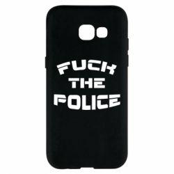 Чохол для Samsung A5 2017 Fuck The Police До біса поліцію