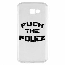 Чохол для Samsung A7 2017 Fuck The Police До біса поліцію