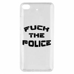 Чохол для Xiaomi Mi 5s Fuck The Police До біса поліцію