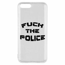 Чохол для Xiaomi Mi6 Fuck The Police До біса поліцію
