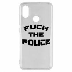 Чохол для Xiaomi Mi8 Fuck The Police До біса поліцію