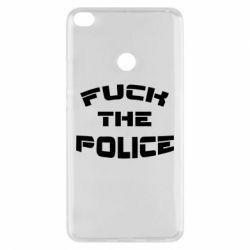 Чохол для Xiaomi Mi Max 2 Fuck The Police До біса поліцію