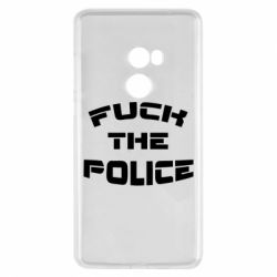 Чохол для Xiaomi Mi Mix 2 Fuck The Police До біса поліцію