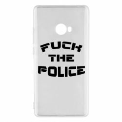 Чохол для Xiaomi Mi Note 2 Fuck The Police До біса поліцію