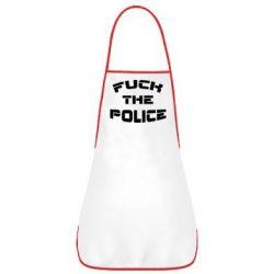 Фартук Fuck The Police К черту полицию - FatLine
