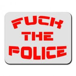 Коврик для мыши Fuck The Police - FatLine