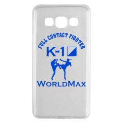 Чехол для Samsung A3 2015 Full contact fighter K-1 Worldmax - FatLine