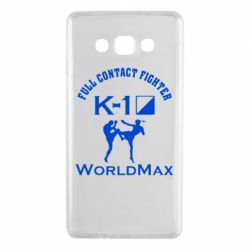 Чехол для Samsung A7 2015 Full contact fighter K-1 Worldmax - FatLine