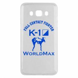 Чехол для Samsung J5 2016 Full contact fighter K-1 Worldmax - FatLine