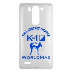 Чехол для LG G3 mini/G3s Full contact fighter K-1 Worldmax - FatLine