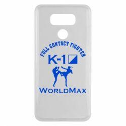 Чехол для LG G6 Full contact fighter K-1 Worldmax - FatLine