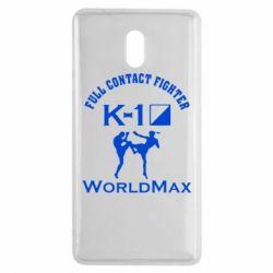 Чехол для Nokia 3 Full contact fighter K-1 Worldmax - FatLine