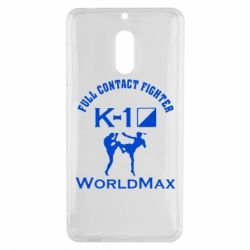 Чехол для Nokia 6 Full contact fighter K-1 Worldmax - FatLine
