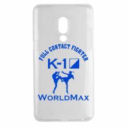 Чехол для Meizu 15 Plus Full contact fighter K-1 Worldmax - FatLine