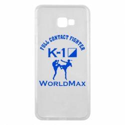 Чехол для Samsung J4 Plus 2018 Full contact fighter K-1 Worldmax - FatLine