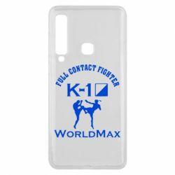 Чехол для Samsung A9 2018 Full contact fighter K-1 Worldmax - FatLine