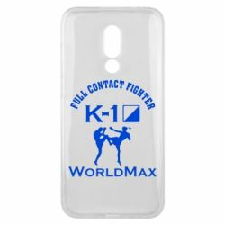 Чехол для Meizu 16x Full contact fighter K-1 Worldmax - FatLine