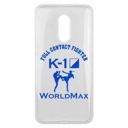 Чехол для Meizu 16 plus Full contact fighter K-1 Worldmax - FatLine