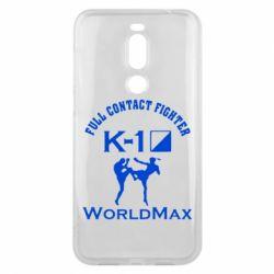 Чехол для Meizu X8 Full contact fighter K-1 Worldmax - FatLine