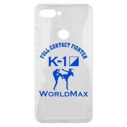 Чехол для Xiaomi Mi8 Lite Full contact fighter K-1 Worldmax - FatLine