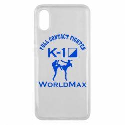 Чехол для Xiaomi Mi8 Pro Full contact fighter K-1 Worldmax - FatLine