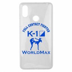 Чехол для Xiaomi Mi Max 3 Full contact fighter K-1 Worldmax - FatLine