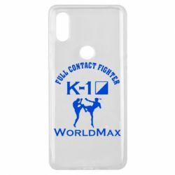 Чехол для Xiaomi Mi Mix 3 Full contact fighter K-1 Worldmax - FatLine