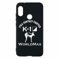Чехол для Mi A2 Lite Full contact fighter K-1 Worldmax - FatLine